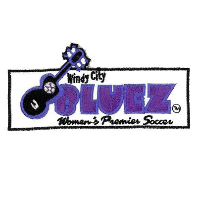 Windy City Bluez Patch