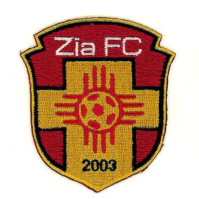 Zia FC 2003 Patch