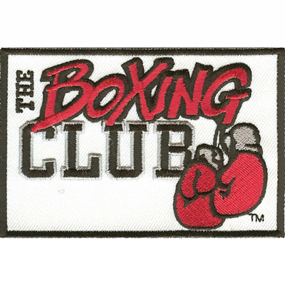 Boxing Club Patch