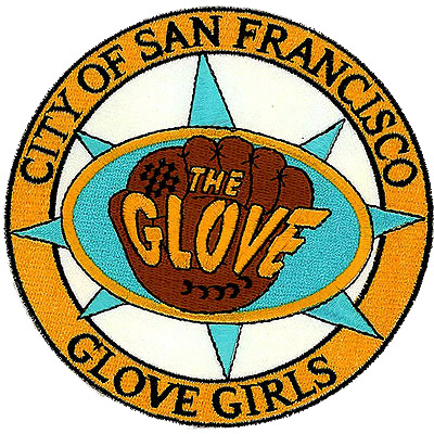 Glove Girls Patch