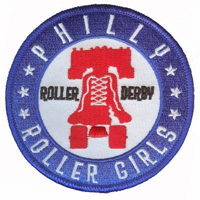 Philly Roller Girls Patch