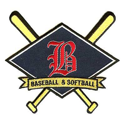 Baseball and Softball Patch