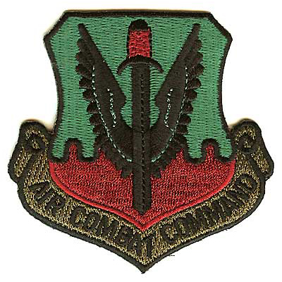 Air Combat Command Patch