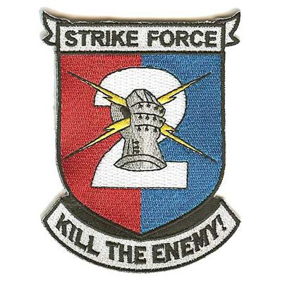Strike Force Patch