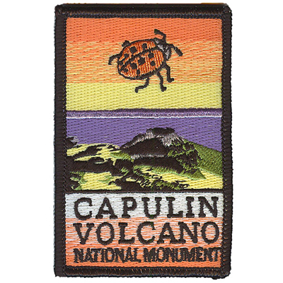 Capulin Volcano National Monument Patch