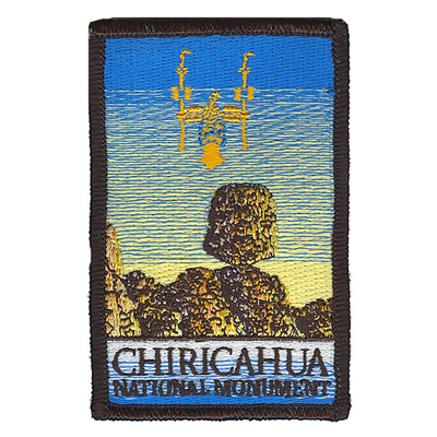 Chiricahua National Monument Patch
