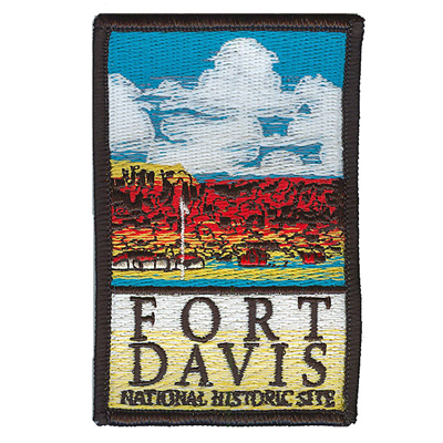 Fort Davis National Historic Site Patch