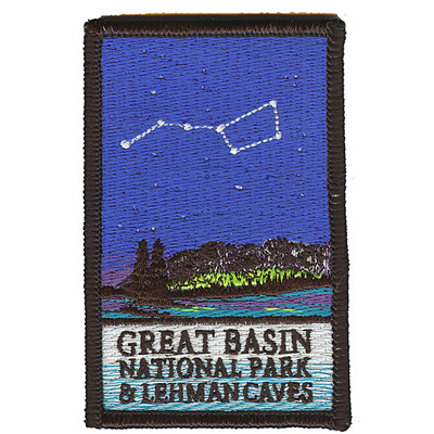 Great Basin National Park & Lehman Caves Patch