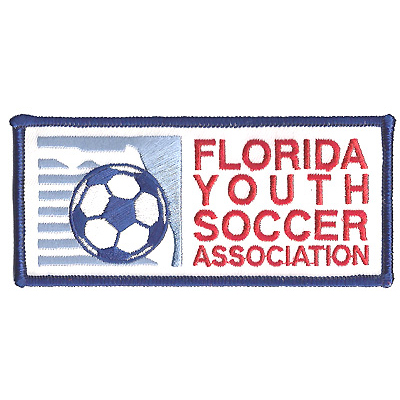 Florida Youth Soccer Association Patch