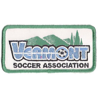 Vermont Soccer Association Patch