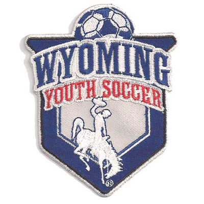 Wyoming Youth Soccer Patch
