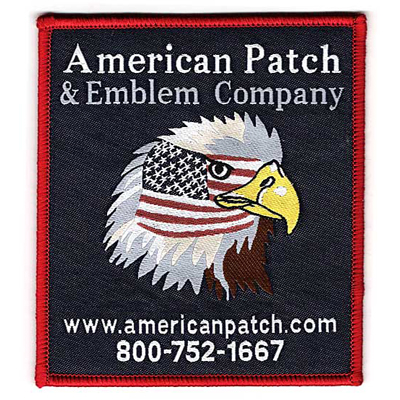 American Patch and Emblem Company Patch