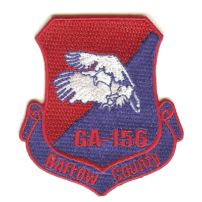 Shoulder Patches - 01