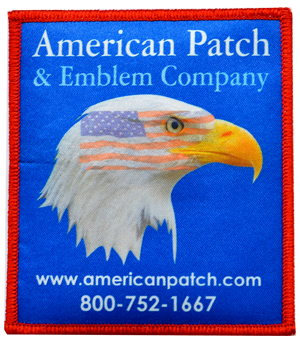 Embroidered Patches vs Dye Sublimation Patches
