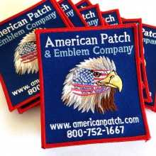 Custom Patch Orders