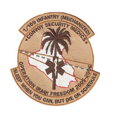 Army Patches - 01
