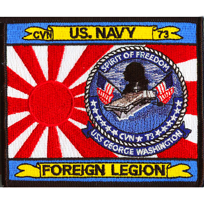 Navy Patches - 01