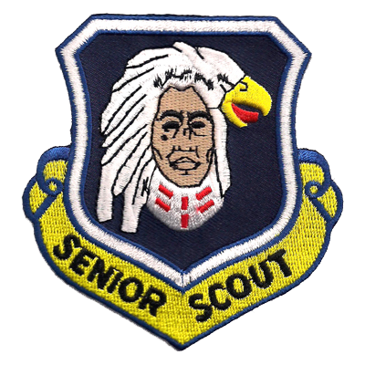 Scout Patches - 02