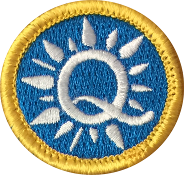 Awareness Merit Badges Sample 2