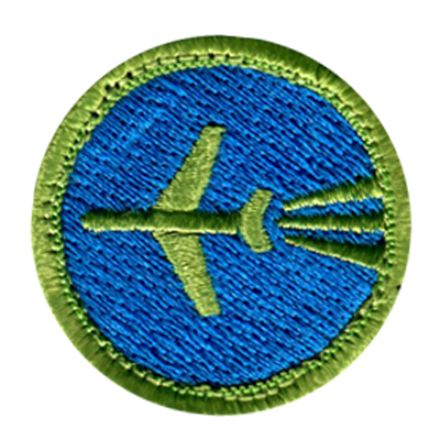 Symbol Merit Badge Sample 1