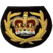 Bullion Patch Sample