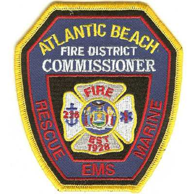 Atlantic Beach Fire District Commissioner