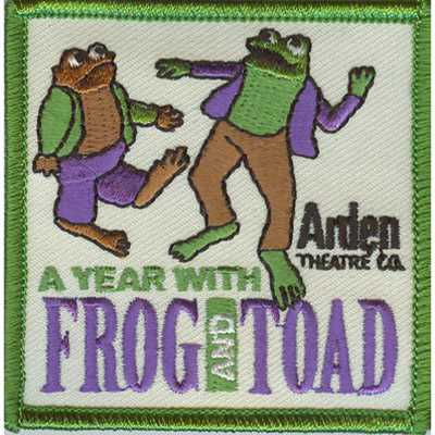 Arden Teather Co Year with Frog and Toad