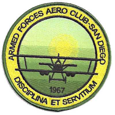 Armed Forces Aero Club San Diego