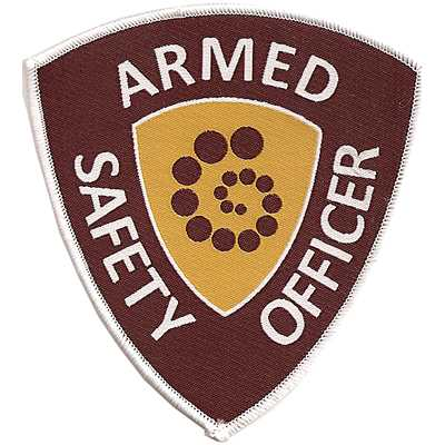Armed Safety Officer