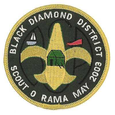 Black Diamond District Scout