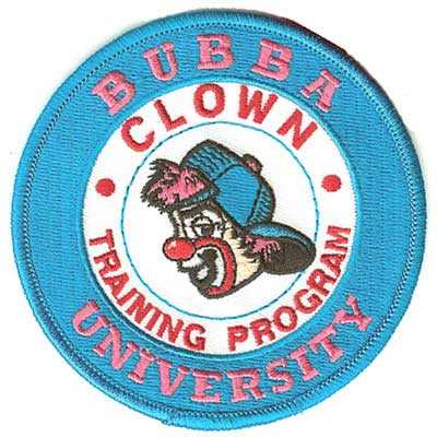 Bubba Clown Training Program University