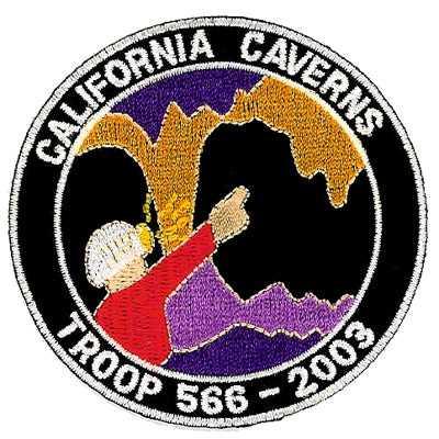 California Caverns Troop
