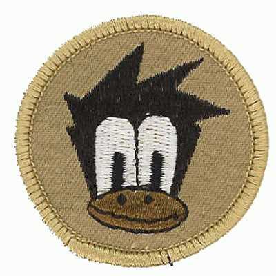 Cartoon Patch