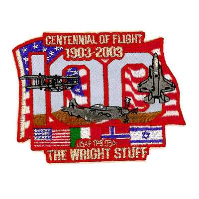 Centennial of Flight the Wright Stuff