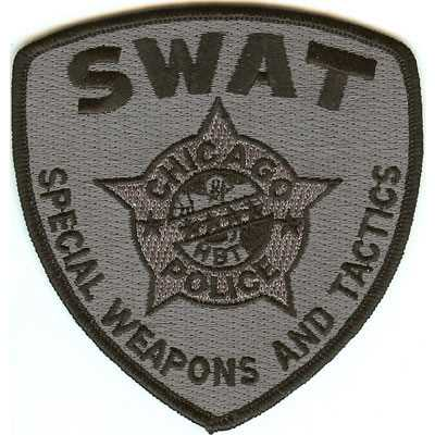 SWAT Chicago Police
