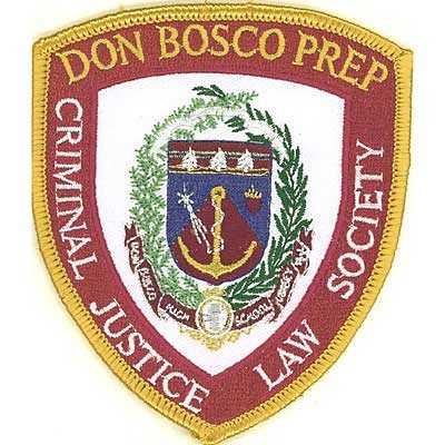 Don Bosco Prep Criminal Justice Law Society