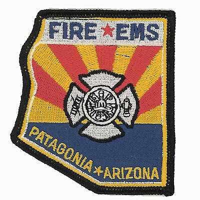 Fire EMS Patagonia Arizona