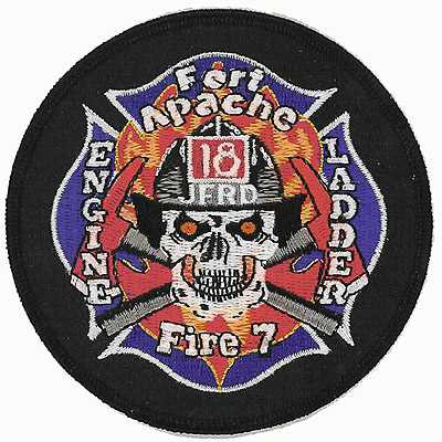 Fort Apache Fire 7