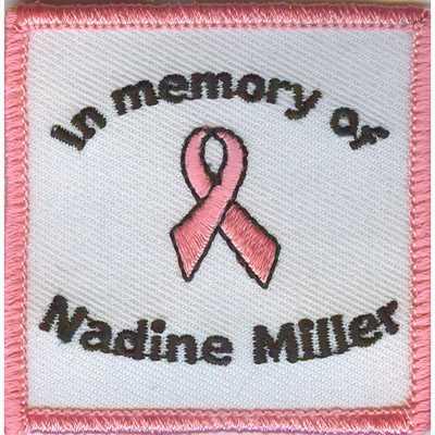 Memorial Nadine Miller