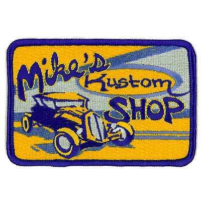 Mikes Kustom Shop