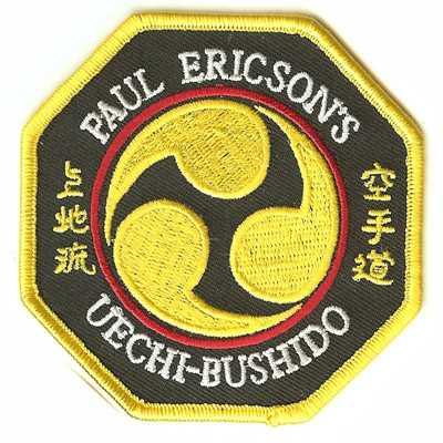 Paul Ericsons Uechi Bushido
