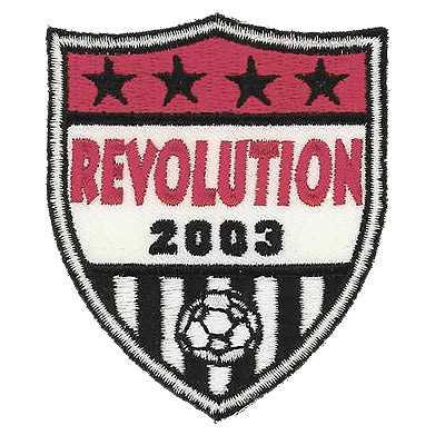 Revolution 2003 Soccer