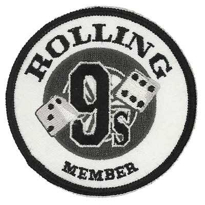Rolling 9s Member