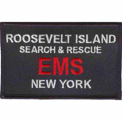 Roosevelt Island Search and Rescue