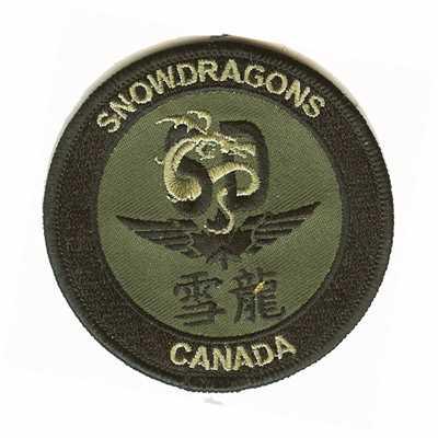 Snowdragons Canada