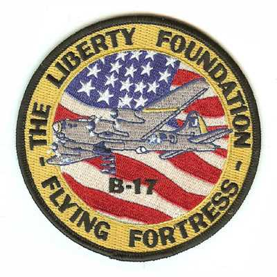 The Liberty Foundation Flying Fortress
