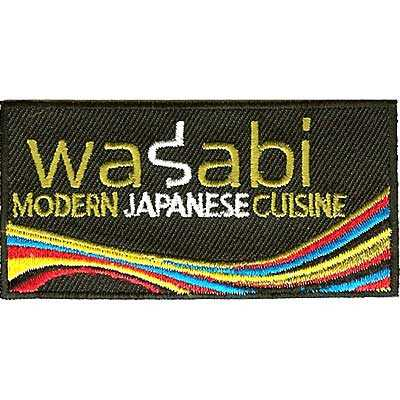 Wasabi Modern Japanese Cuisine Patch