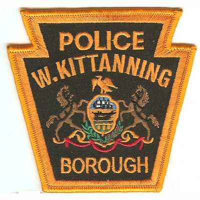 Police W Kittanning Borough