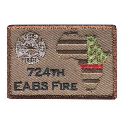 724th EABS Fire