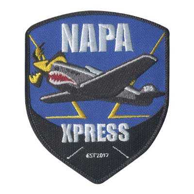 NAPA XPRESS Air Force Patch